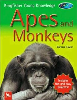 Apes and Monkeys book written by Barbara Taylor