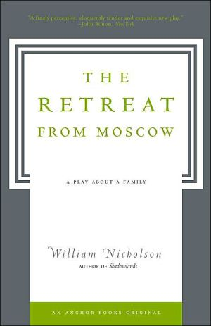Retreat from Moscow book written by William Nicholson
