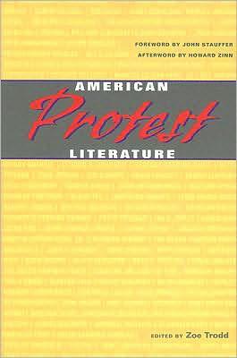 American Protest Literature book written by Zoe Trodd