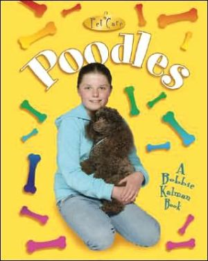 Poodles book written by Kelley MacAulay