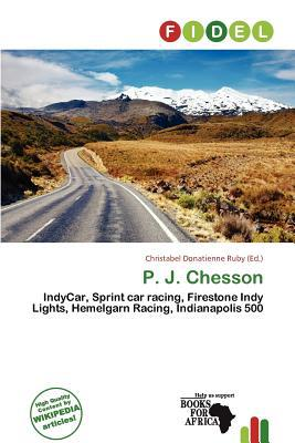 P. J. Chesson written by Christabel Donatienne Ruby