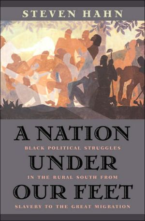 A Nation under Our Feet: Black Political Struggles in the Rural South from Slavery to the Great Migration book written by Steven Hahn