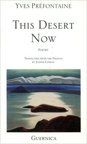 This Desert Now, Vol. 52 book written by Yves Prefontaine