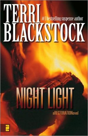 Night Light book written by Terri Blackstock