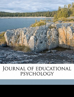 Journal of Educational Psychology book written by American Psychological Association