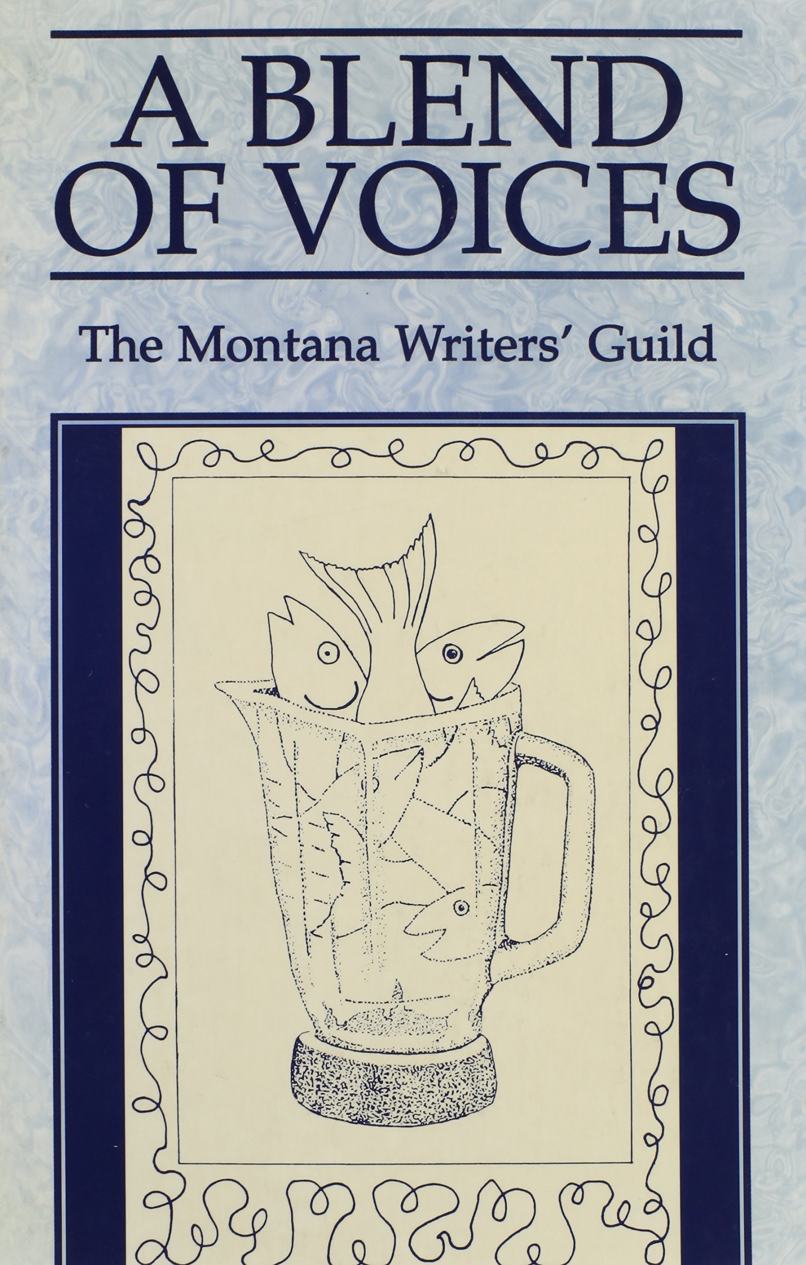A Blend of Voices written by Anita Coryell