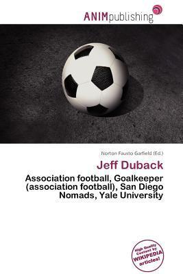 Jeff Duback written by Norton Fausto Garfield