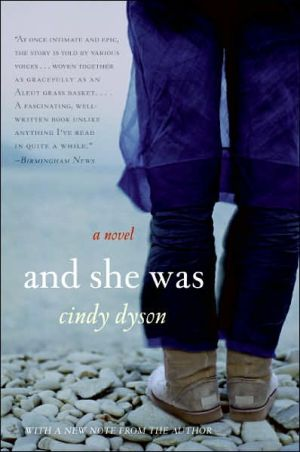 And She Was book written by Cindy Dyson