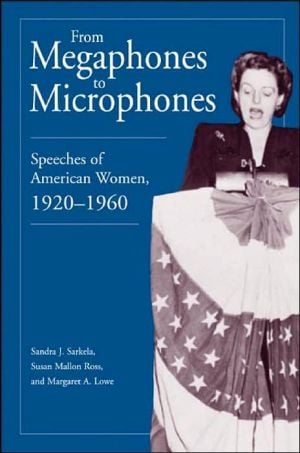 From Megaphones to Microphones book written by Margaret Lowe