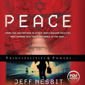Peace book written by Jeff Nesbit