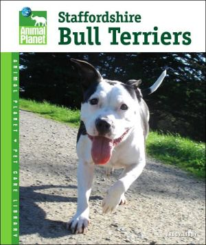 Staffordshire Bull Terriers written by Tracy Libby