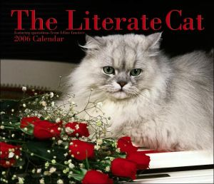 Literate Cat Deluxe 2006 Calendar written by Not Available