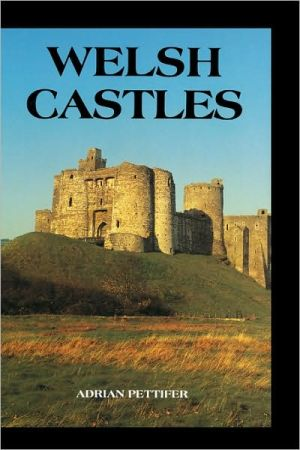Welsh Castles: A Guide by Counties book written by Adrian Pettifer