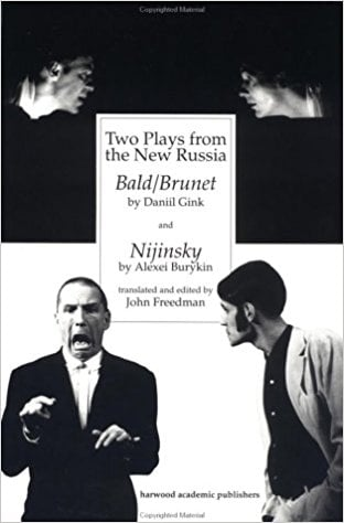 Two Plays from the New Russia book written by John Freedman