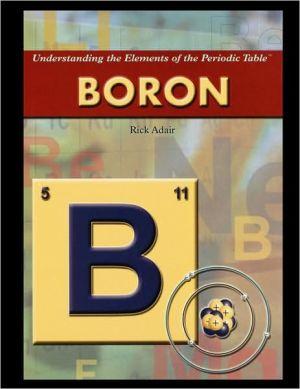 Boron written by Rick Adair