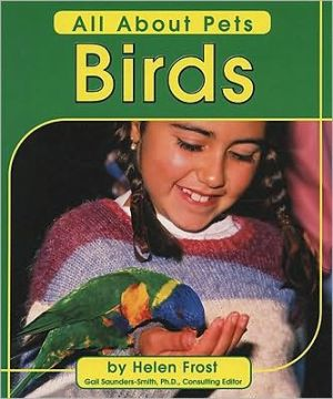 Birds book written by Helen Frost