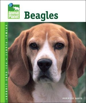 Beagles book written by Dominique C. De Vito