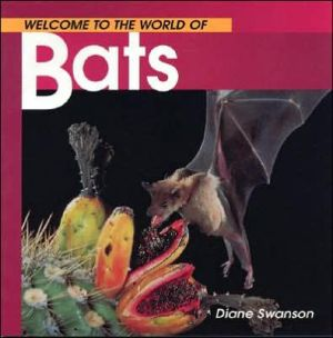 Bats book written by Diane Swanson