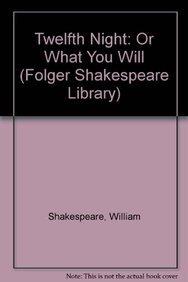 Twelfth Night book written by William Shakespeare
