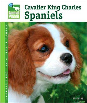 Cavalier King Charles Spaniels book written by Susan M. Ewing