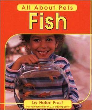 Fish book written by Helen Frost