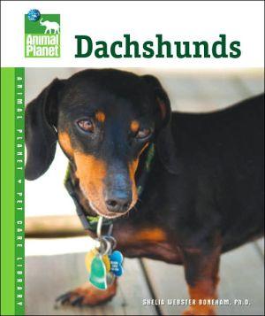 Dachshunds book written by Sheila Webster Boneham