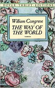 The Way of the World book written by William Congreve