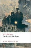 The Thirty-Nine Steps book written by John Buchan