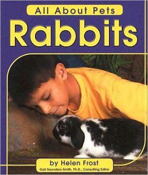 Rabbits book written by Helen Frost