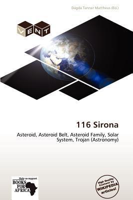116 Sirona written by Dagda Tanner Mattheus