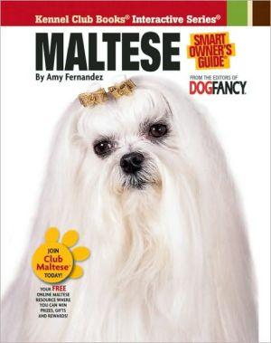 Maltese book written by Amy Fernandez
