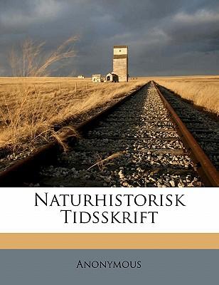 Naturhistorisk Tidsskrift book written by Anonymous