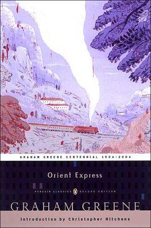 Orient Express book written by Graham Greene