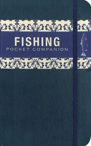Fishing Pocket Companion book written by Lesley Crawford