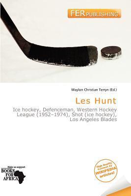 Les Hunt written by Waylon Christian Terryn