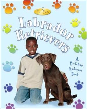 Labrador Retrievers book written by Kelley MacAulay