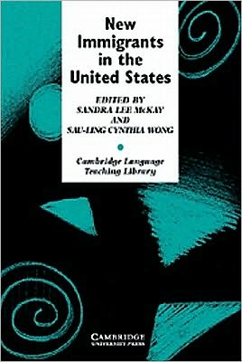 New immigrants in the United States book written by Sandra Lee McKay,  Sau-ling Cynthia Wong