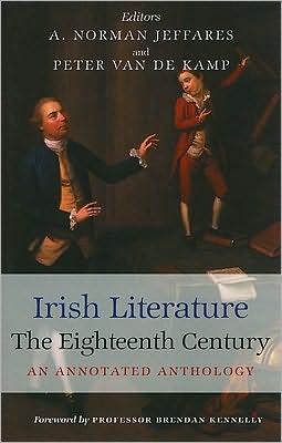 An 18th Century Irish Reader book written by A. Norman Jeffares