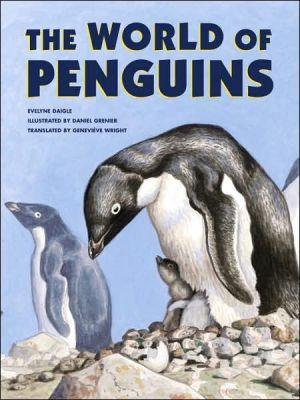 Seasons of Penguins book written by Daniel Grenier