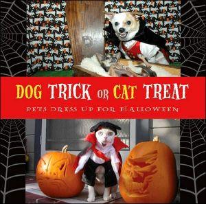 Dog Trick or Cat Treat book written by Archie Klondike