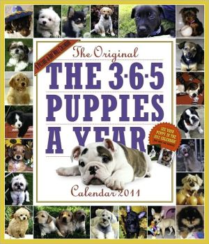 2011 365 Puppies Picture-A-Day book written by Workman Publishing