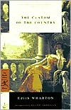 The Custom of the Country book written by Edith Wharton