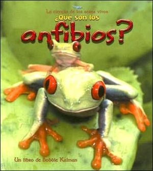 Que Son Los Anfibios? (What Are Amphibians?) book written by Jacqueline Langille