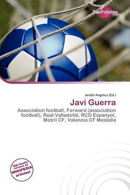 Javi Guerra written by Jerold Angelus
