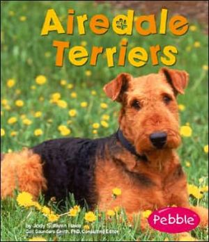 Airedale Terriers book written by Jody S. Rake