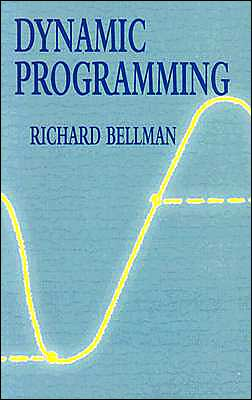 Dynamic Programming book written by Richard Ernest Bellman