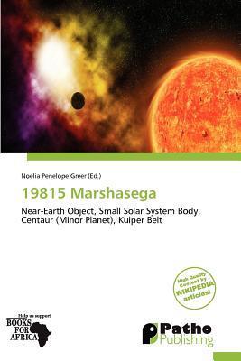 19815 Marshasega written by Noelia Penelope Greer