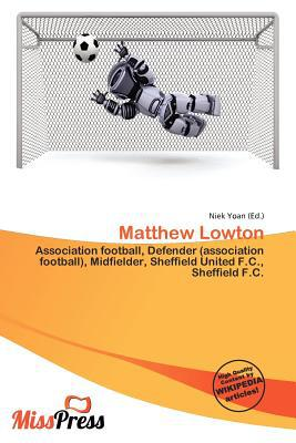 Matthew Lowton written by Niek Yoan