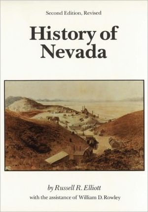 History of Nevada-revised book written by Elliott