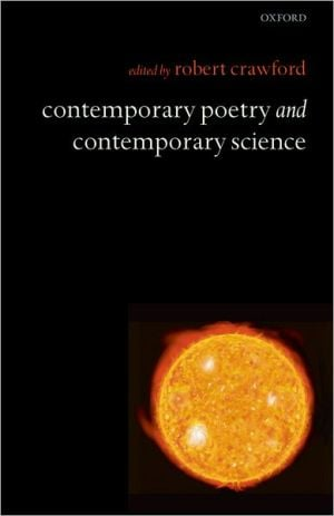 Contemporary Poetry and Contemporary Science book written by Robert Crawford